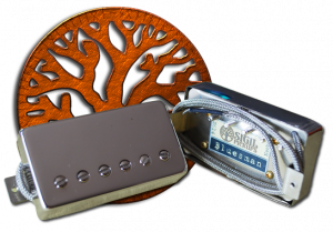 Sigil Bluesman Pickups - Mike Bloomfield inspired vintage PAF pickups